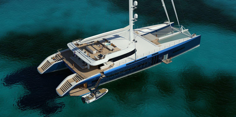 VPLP 170 Catamaran