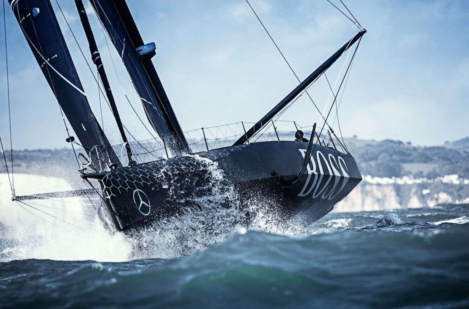 HUGO BOSS – imoca